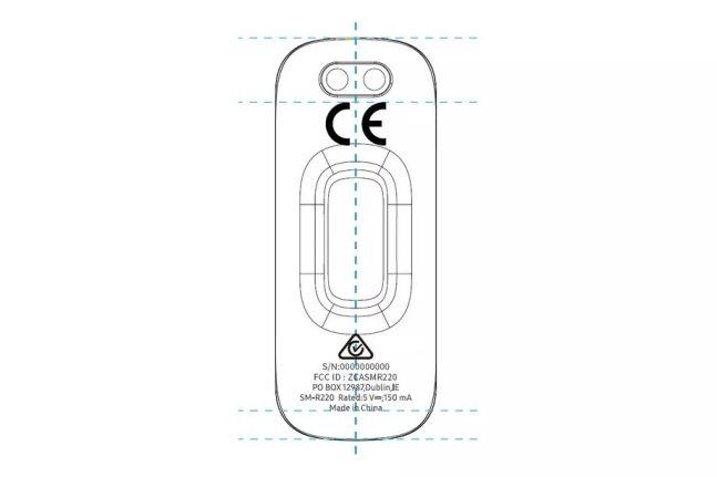미국연방통신위원회(FCC) 인증 목록에 올라온 'SM-R220' 이미지.ⓒFCC