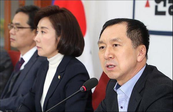 김기현 미래통합당 의원(자료사진) ⓒ데일리안 박항구 기자