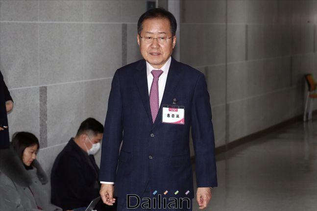 홍준표 무소속 의원(자료사진) ⓒ데일리안 홍금표 기자