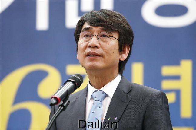 유시민 노무현재단 이사장(자료사진) ⓒ데일리안 홍금표 기자