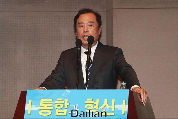 김병준 미래통합당 세종시당위원장. ⓒ데일리안 홍금표 기자