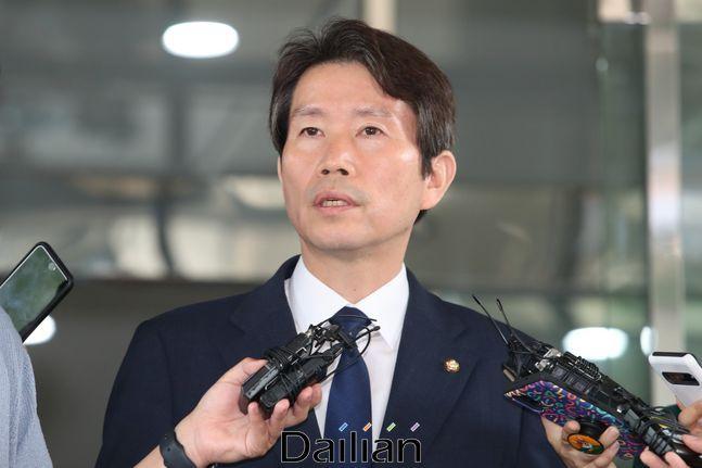 이인영 통일부 장관(자료사진). ⓒ데일리안 류영주 기자