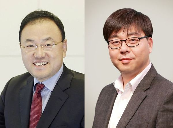 전용주 딜라이브 대표(왼쪽)과 김태율 CMB 대표ⓒ각사