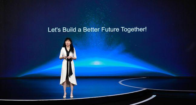 캐서린 첸 화웨이 이사회 임원 겸 수석 부사장.ⓒ화웨이