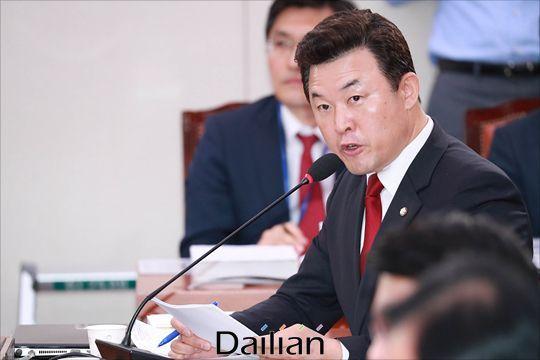 윤영석 미래통합당 의원. ⓒ데일리안 홍금표 기자