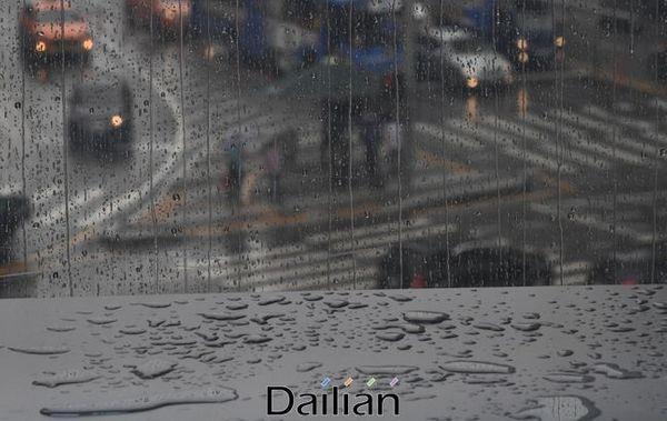 장맛비가 내리는 서울 중구의 한거리에 우산을 쓴 시민들이 발걸음을 옮기고 있다. ⓒ데일리안 류영주 기자