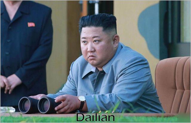 김정은 북한 국무위원장(자료사진). ⓒ조선중앙통신