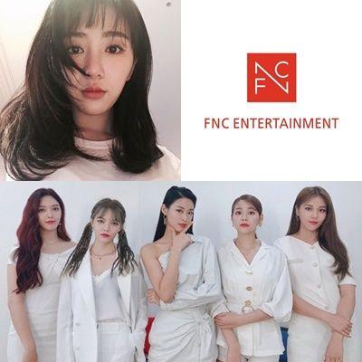 권민아, FNC, AOAⓒ권민아 인스타그램, FNC엔터테인먼트