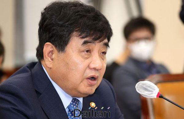한상혁 방송통신위원회 위원장(자료사진) ⓒ데일리안 박항구 기자