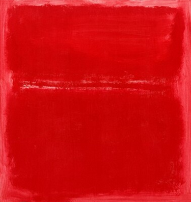 Untitled,1970 ⓒ1998 Kate Rothko Prizel und Christopher Rothko