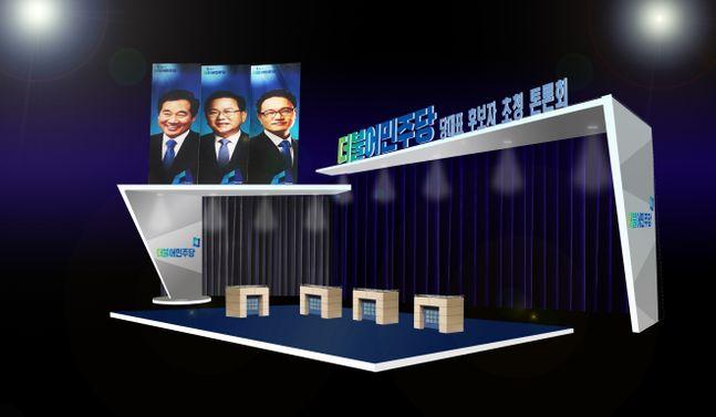 CMB가 오는 13일 '더불어민주당 당대표 후보 토론회' 를 생방송한다.ⓒCMB