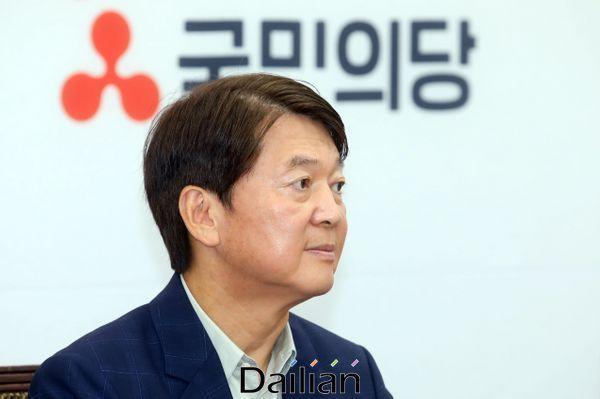 안철수 국민의당 대표(자료사진) ⓒ데일리안 박항구 기자