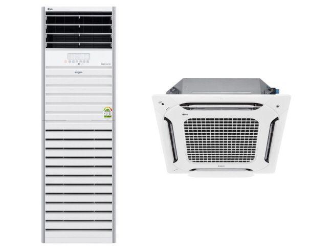 에너지 대상 및 산업통상자원부 장관상을 수상한 LG전자의 상업용 싱글냉난방기.ⓒLG전자