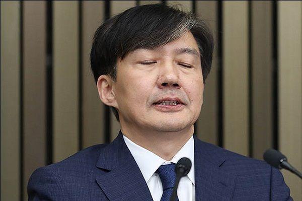 조국 전 법무장관(자료사진) ⓒ데일리안 류영주 기자