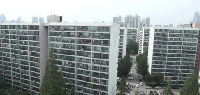 서울 강남구 대치동 은마아파트 단지. ⓒ연합뉴스