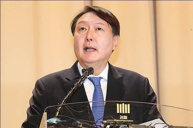 윤석열 검찰총장(자료사진) ⓒ데일리안 류영주 기자