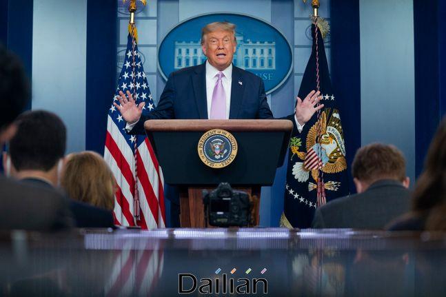 도널드 트럼프 미국 대통령(자료사진) ⓒAP/뉴시스