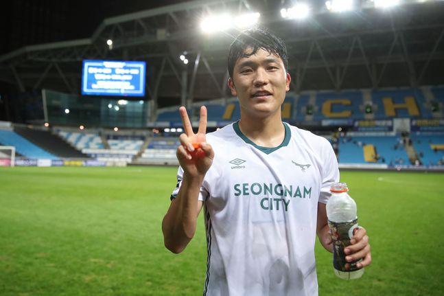 나상호. ⓒ 한국프로축구연맹