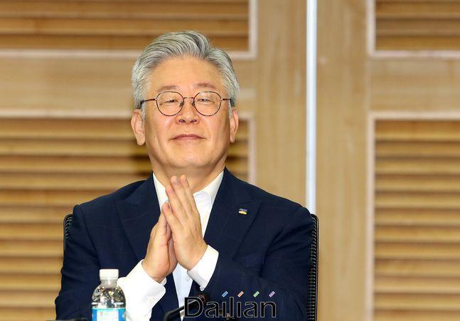 이재명 경기도지사. ⓒ데일리안 박항구 기자