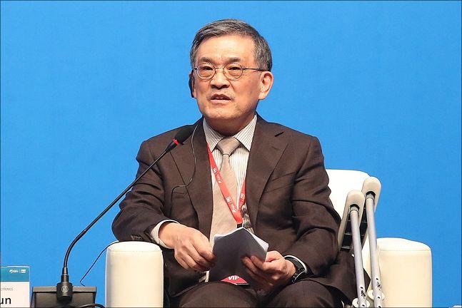권오현 삼성전자 상임고문(전 종합기술원 회장).ⓒ데일리안 홍금표 기자
