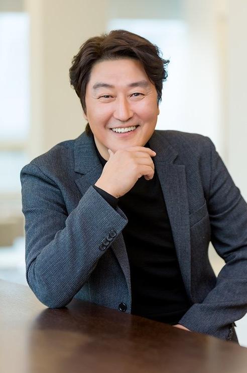 배우 송강호. 영화