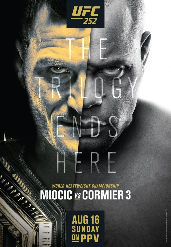미오치치-코미어. ⓒ UFC