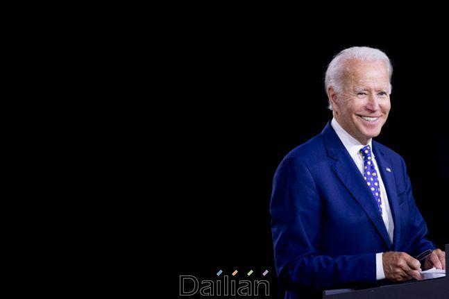 미국 민주당 대선 후보 조 바이든 전 부통령(자료사진). ⓒAP/뉴시스