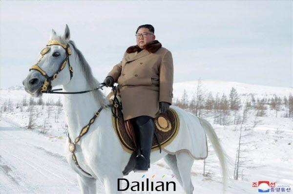 김정은 북한 국무위원장(자료사진) ⓒ조선중앙통신