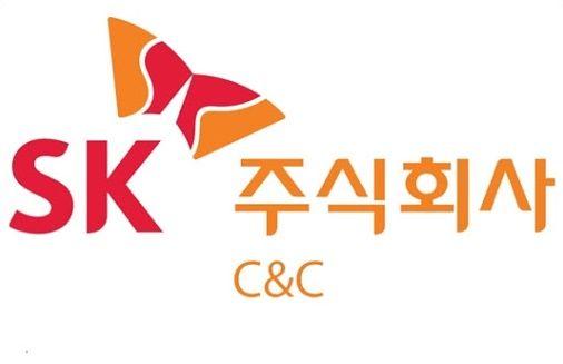 SK㈜ C&C 로고.ⓒSK㈜ C&C
