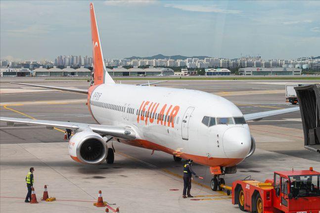 제주항공 비행기 (자료사진)ⓒ데일리안 홍금표 기자