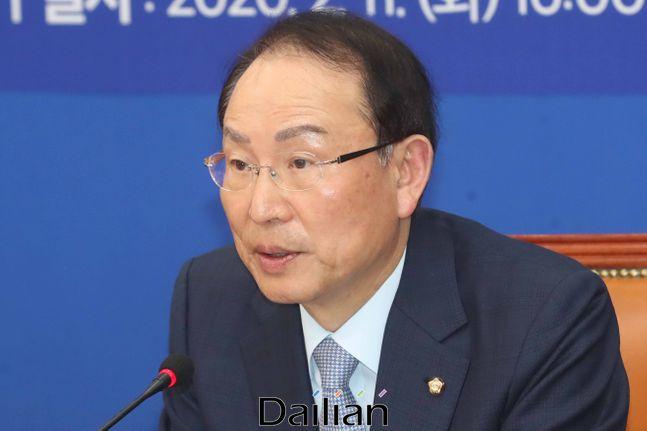 최운열 더불어민주당 전 의원(자료사진) ⓒ데일리안 박항구 기자