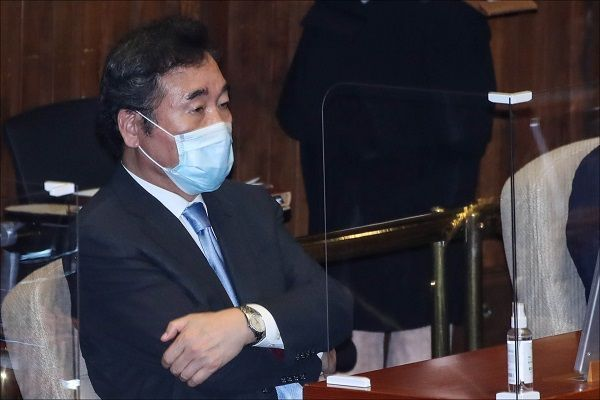 이낙연 더불어민주당 대표(자료사진) ⓒ데일리안 홍금표 기자