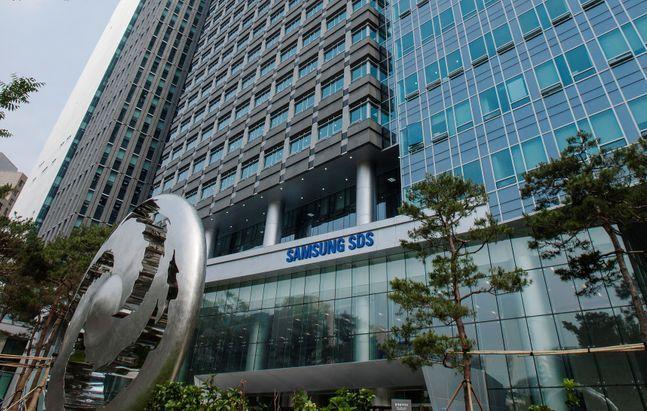 주요 시스템통합(S)I 기업들의 주가가 급등한 가운데 하반기에도 성장 모멘텀이 강화될 수 있을지 주목된다. 서울 송파구 신천동 삼성SDS 본사 모습.ⓒ삼성SDS