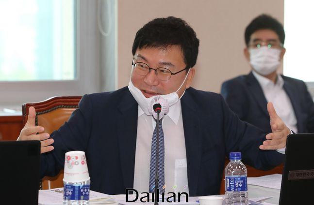 더불어민주당 이상직 의원. ⓒ데일리안 박항구 기자