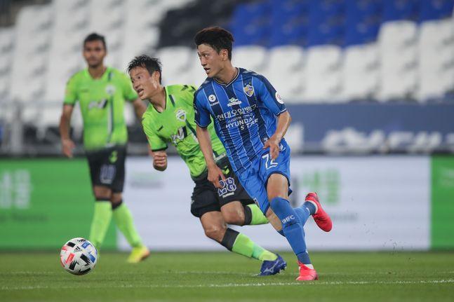 빅매치를 앞두고 있는 전북과 울산. ⓒ 한국프로축구연맹