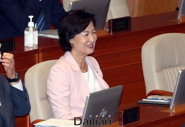 추미애 법무장관(자료사진) ⓒ데일리안 박항구 기자