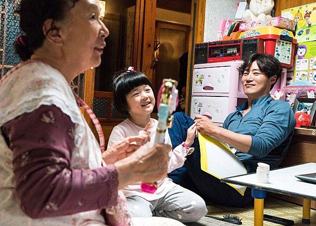 진짜 가족같은 나문희, 이진주, 이희준(왼쪽부터) ⓒ