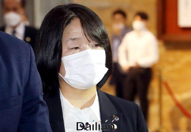 더불어민주당 윤미향 의원(자료사진) ⓒ데일리안 박항구 기자