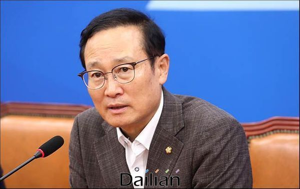 홍영표 더불어민주당 의원(자료사진) ⓒ데일리안 박항구 기자