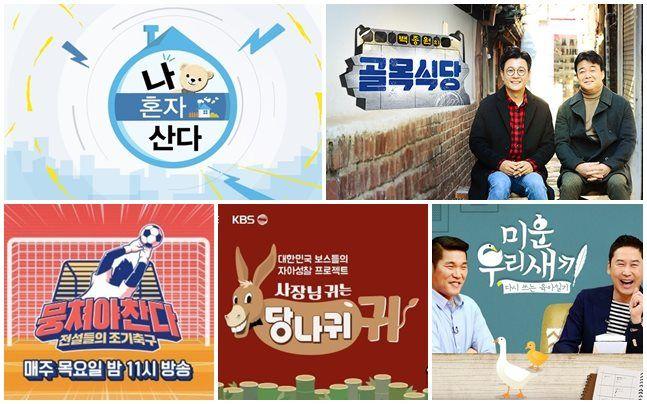 ⓒMBC, JTBC, KBS, SBS
