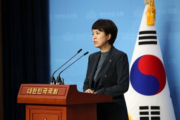 김은혜 국민의힘 대변인(자료사진) ⓒ데일리안 박항구 기자