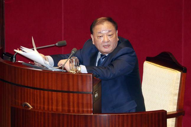 강창일 전 더불어민주당 의원. ⓒ데일리안 박항구 기자