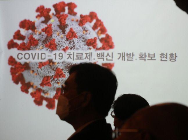 8월 20일 서울 종로구 총리공관에서 열린 목요대화