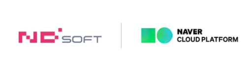 엔디소프트(왼쪽)와 네이버 클라우드 플랫폼 로고.
