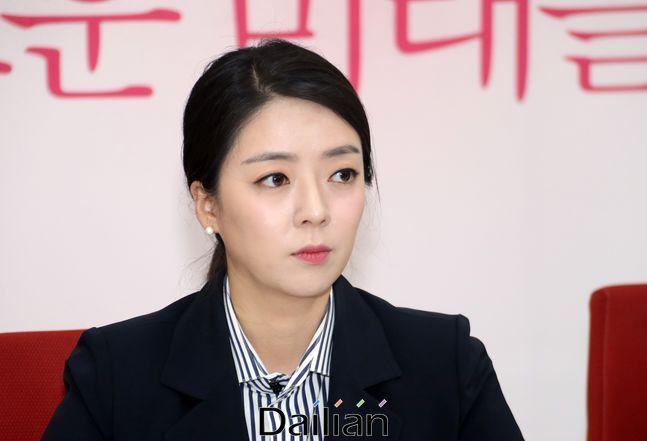 배현진 미래통합당 원내대변인.ⓒ데일리안 박항구 기자