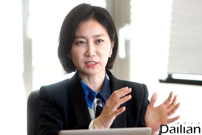 허은아 국민의힘 의원(자료사진) ⓒ데일리안 박항구 기자