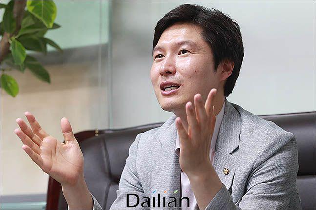 김해영 의원. ⓒ데일리안 류영주 기자