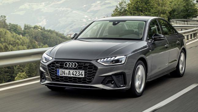 서울반도체 WICOP Bi-color LED가 적용된 2020 Audi A4 모델.ⓒ서울반도체