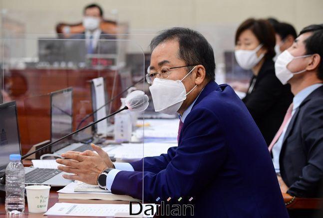 홍준표 무소속 의원(자료사진) ⓒ데일리안 박항구 기자