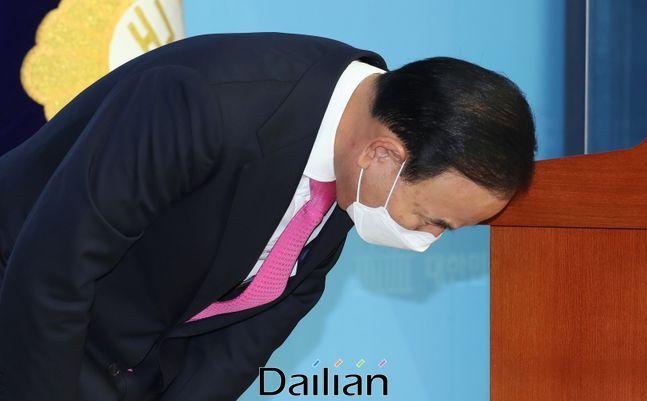 박덕흠 국민의힘 의원(자료사진) ⓒ데일리안 박항구 기자